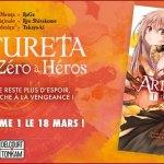 Arifureta - De zéro à Héros
