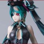 Hdge technical statue No.12 Ca Calne (Calne Ca Shuujin to Kamihikouki ver.) Complete Figure (Vocaloid)