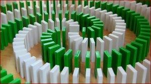 Unconventional Domino Tricks!
