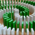 Unconventional Domino Tricks!