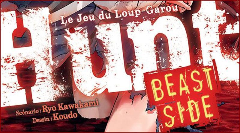 Hunt - Le jeu du Loup Garou - Beast Side
