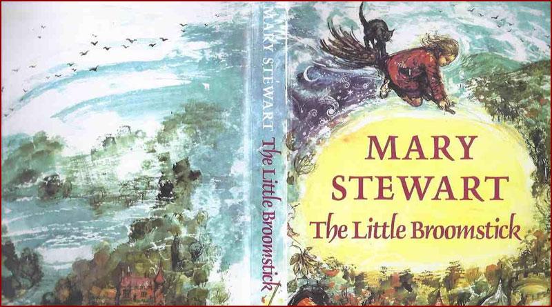 Mary et la fleur de la sorcière de Mary Stewart