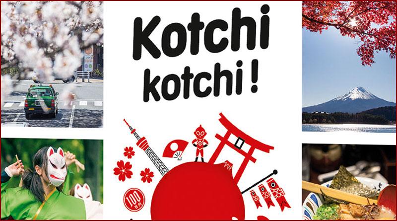 Kotchi kotchi ! - Le Guide du Voyageur au Japon
