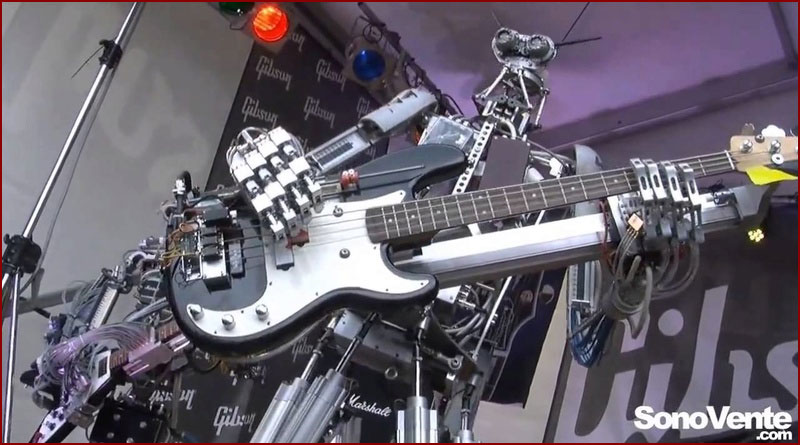 Robots : Ace of Spades