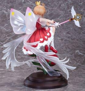 WINGS inc. - Sakura Kinomoto Rocket Beat Ver. 1/7 Complete Figure (Cardcaptor Sakura: Clear Card)