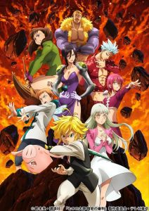 Seven Deadly Sins - Dragon's Judgement -