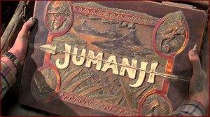 Fabrication du jeu de plateau Jumanji