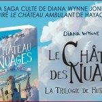 La trilogie de Hurle 2 : Le Château des nuages de Diana Wynne Jones