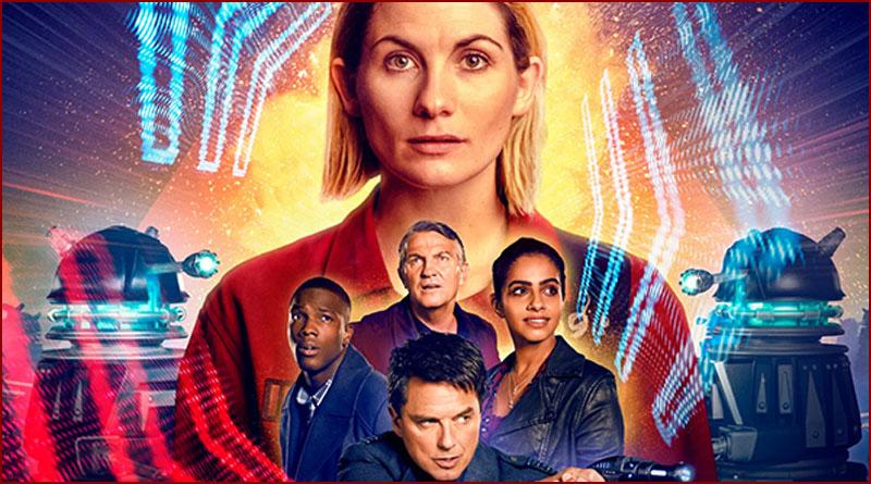 "doctor who ""La Révolution des Daleks"""