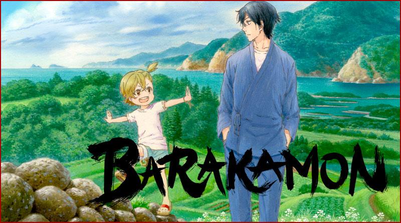 Barakamon