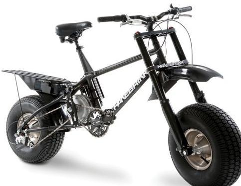 Todas las bicicletas eléctricas del terreno
