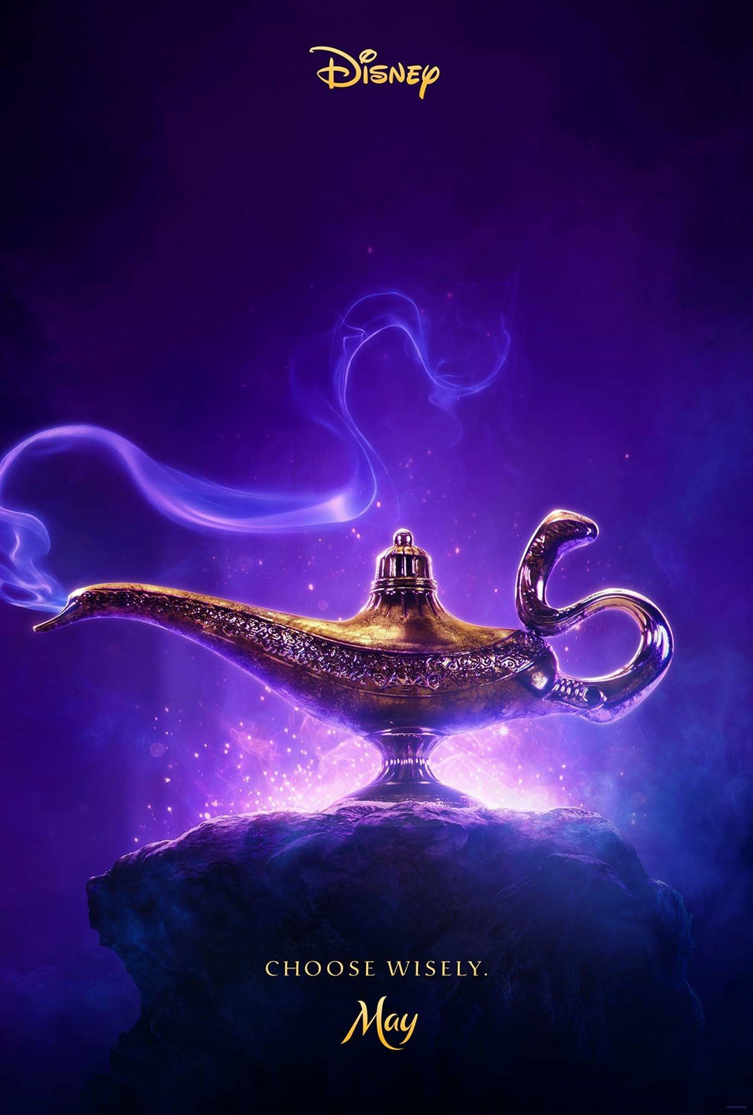Disney S Aladdin Special Look