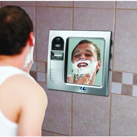 Espejo antivaho ducha