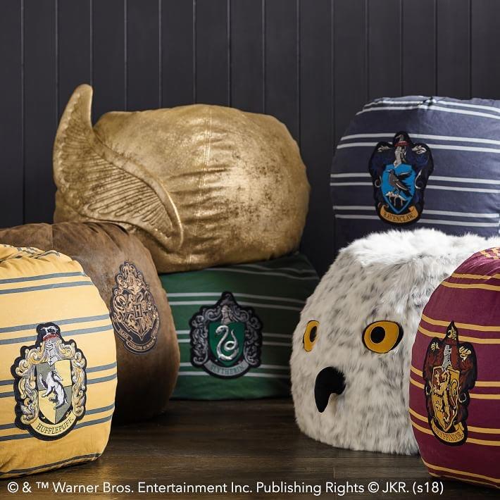 Harry Potter Hedwig Owl Beanbag