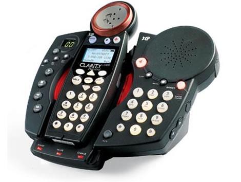 Este teléfono amplifica los sonidos separando el ruido de la voz brindándole una experiencia fascinante