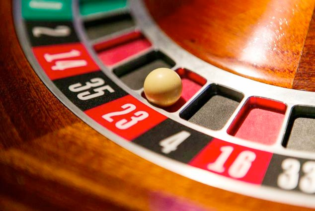 visit a casino or just rent your own - good times