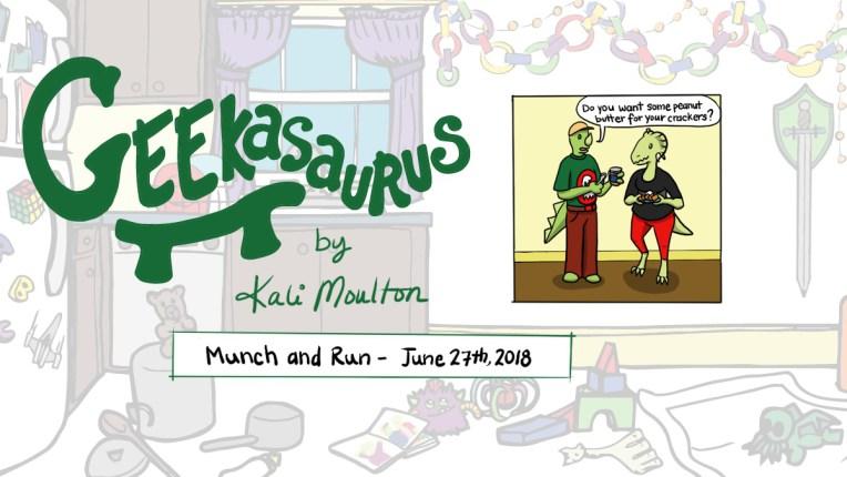 Munch and Run