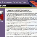 Transmission Reliability Project