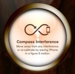 comapss-interference
