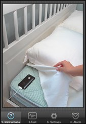 Where to put the iPhone while sleeping
