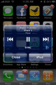 Bluetooth to SYNC