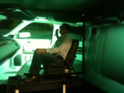 Roman Mica in the CAVE