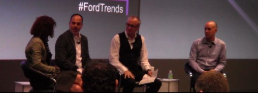 Trendsetting with Barbara Bylenga, Anthony Prozzi, J Mays and Travis Lee