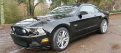 Black-Mustang-GT