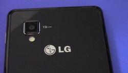LG Optimus G Back