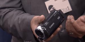 Canon Vixia HF-R40