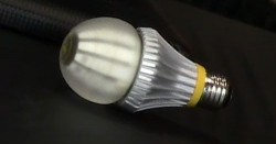 Switched Lighting LED bulb
