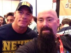 John Cena and I