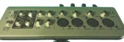 Monoprice 615808 Mixer - Back