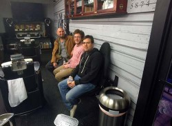 Lindsey, Mike and Matt