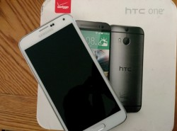 Samsung Galaxy S5 vs. HTC One M8