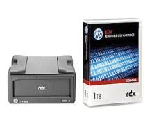 HP RDX Tape Backup