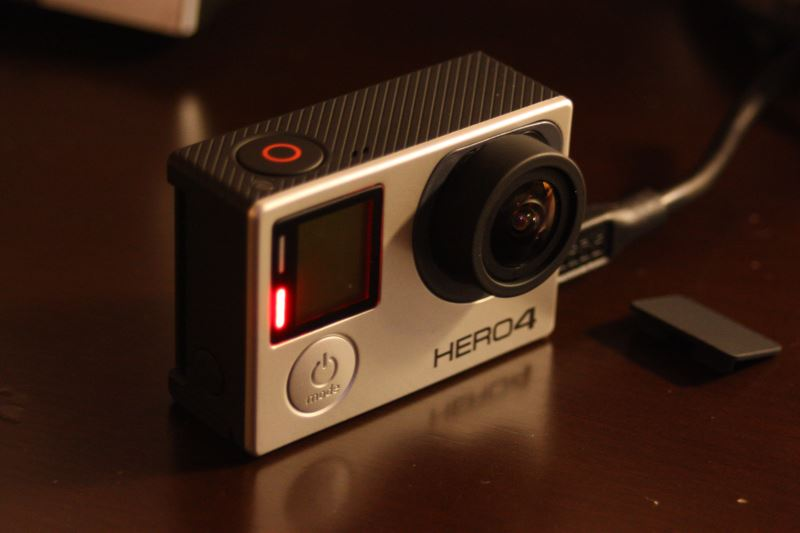 HERO4 Black from GoPro: Record 4K or 1080p 120fps