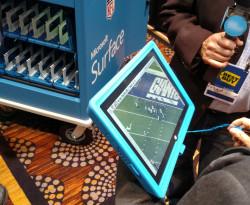 NFL Surface Pro 2