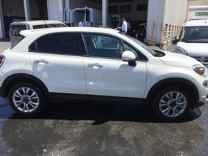 Our Car for the Week: Fiat 500x