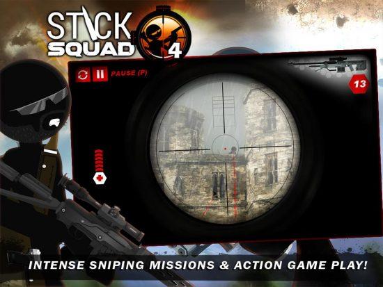 Vous disposerez d'un vaste arsenal qui varie selon le type de mission