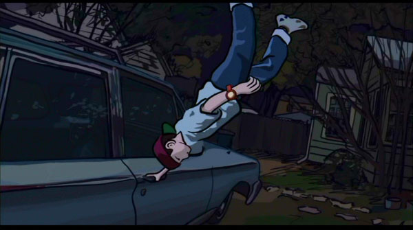waking life existentialism