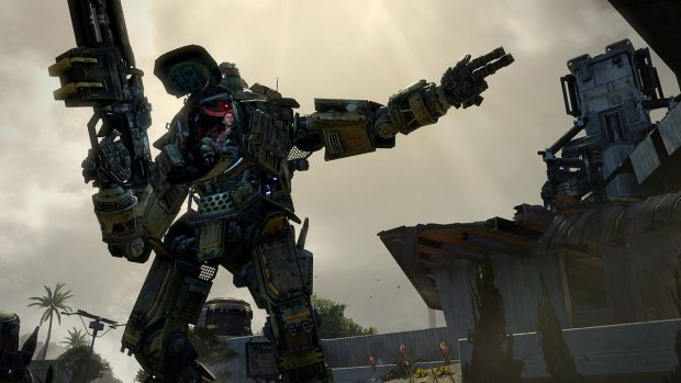 Titanfall-Playstation-4