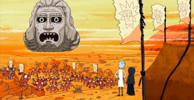 Rick-and-Morty-Raising-Gazorpazorp