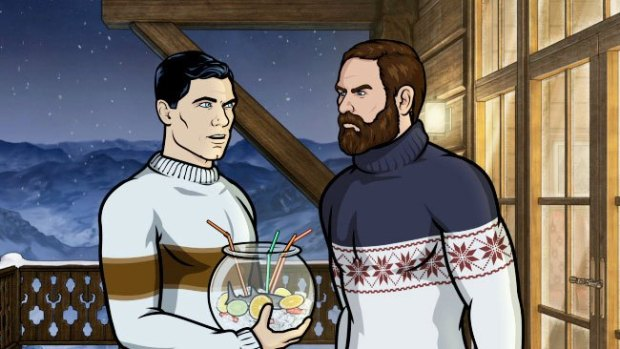 Archer-The-Archer-Sanction-Review