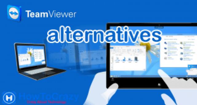 teamviewer-alternative-windows