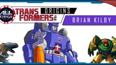 Photo of All Things Transformers – Origins of Brian Kilby and Radio Free Cybertron