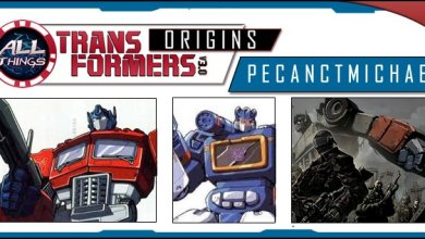 Photo of All Things Transformers – Origins of PecanCtMichael