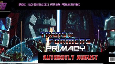 Photo of TPB EP 150 – AUTOBOTLY AUGUST 2017 – Transformers Primacy