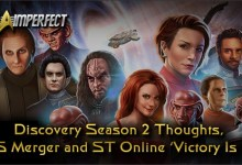 Photo of Discovery Season 2 Thoughts, CBS Merger and ST Online 'Victory Is Life'