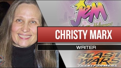 Photo of Interviews – Christy Marx – Jem 30th Anniversary Edition